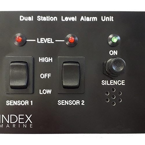 Water Ingress Two Channel Alarm Panel - IMBE20