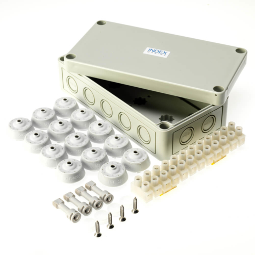 PK-JBLK large waterproof electrical junction box kit