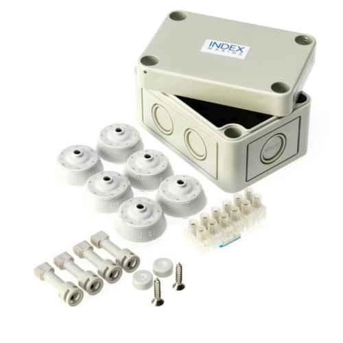 PK-JBSK small waterproof electrical junction box kit