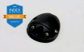 SE1B - Value Range - black plastic side-entry cable gland