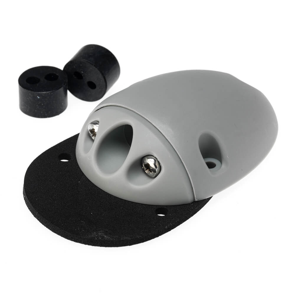SE7 - grey side entry cable glands
