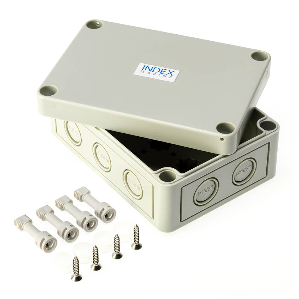 PK-JBM medium waterproof electrical junction box