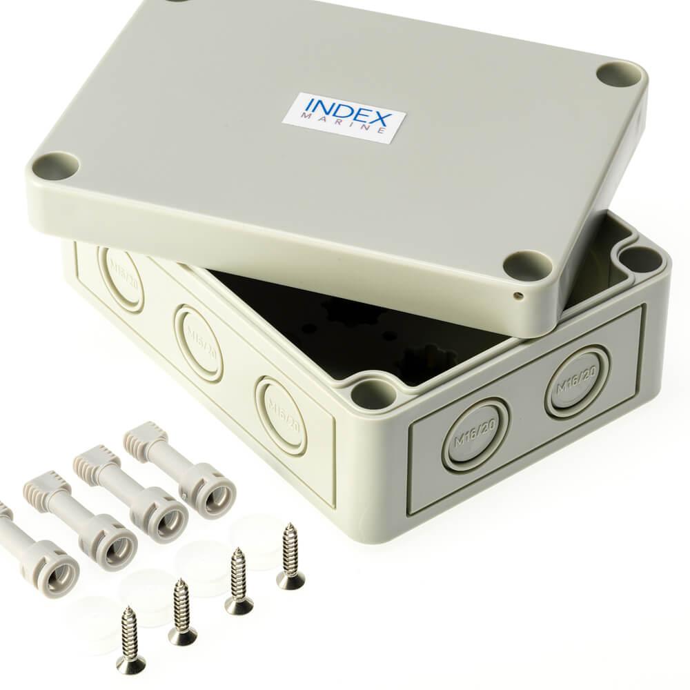 PK-JBM medium waterproof electrical junction box