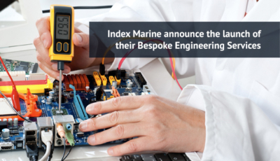 Index Marine announce their new Bespoke engineering services