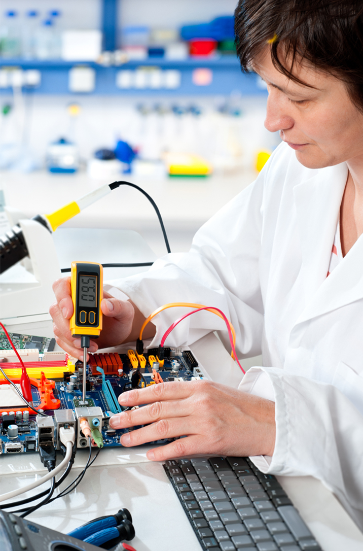 electronics engineer