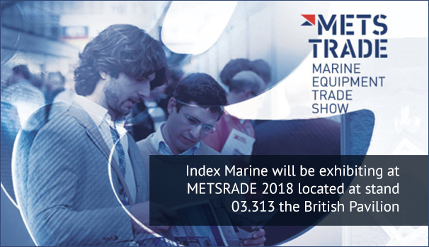 Index Marine at METSTRADE 2018