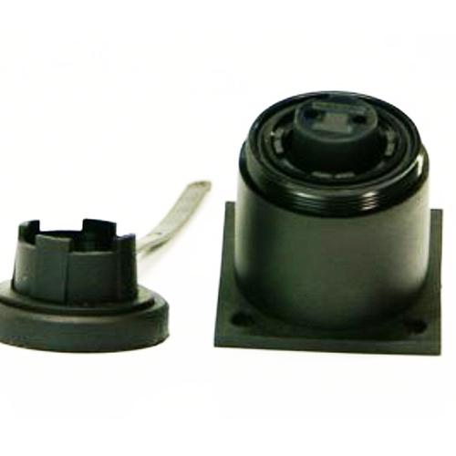 B-DP2SBH Bulgin-bulkhead socket connector and cap