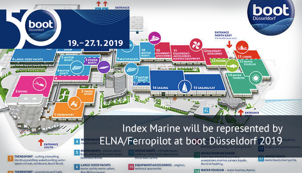 ELNA/Ferropilot at boot Düsseldorf 2019